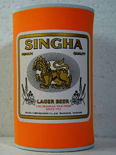 singha-beer-bottle-can-cooler-orange-holder