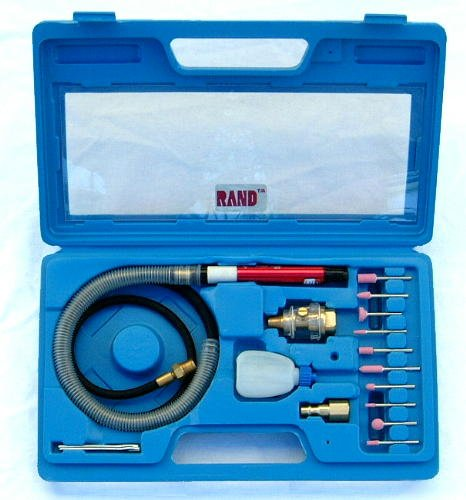 Rand Air Die Grinder/Jewelry/Polisher/Buffer/Micro/1/8