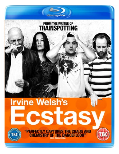 Irvine Welsh's Ecstasy (2011) [ Blu-Ray, Reg.A/B/C Import - United Kingdom ]