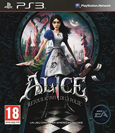 Alice: Madness Returns (PS3) [Importación inglesa]