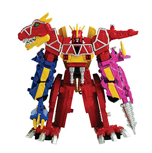 Power Rangers Dino Charge - Dino Charge Megazord (Discontinued by manufacturer)