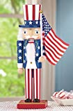 Wooden Americana Nutcracker