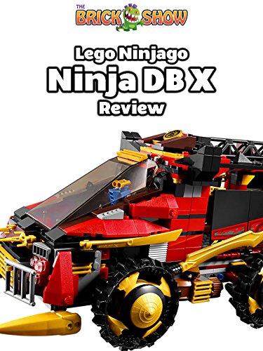 LEGO Ninjago Ninja DB-X Review