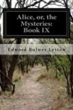 Alice, or, the Mysteries: Book IX