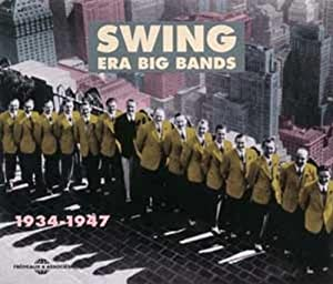 the history of swing music and
