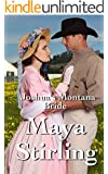 Joshua's Montana Bride (Sweet, clean Western Historical Romance)(Montana Ranchers and Brides series Book 4) (Montana Ranchers Brides)