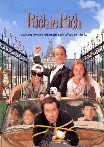 Richie Rich on Amazon Prime Instant Video UK