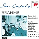 Brahms: Sextet in B-flat major, Op. 18 & Piano Trio No. 1 in B major, Op. 8