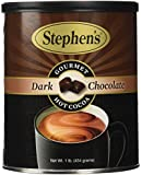 Stephen's Gourmet Hot Cocoa, Dark Belgian Chocolate - 1lb. Canister