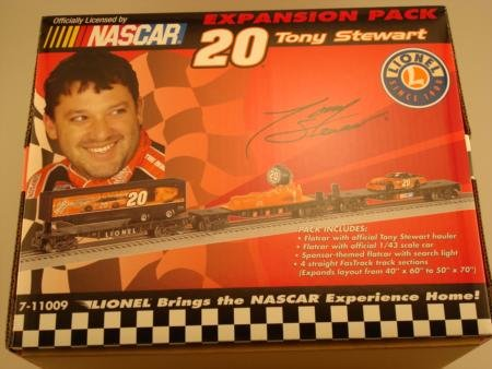 Lionel Tony Stewart Expansion Train Set