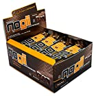 NoGii Super Protein Bar, Rocky Road, 12-3.6 oz (94g) Bars