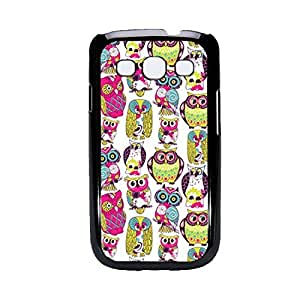 Vibhar printed case back cover for Samsung Galaxy J5 Owls