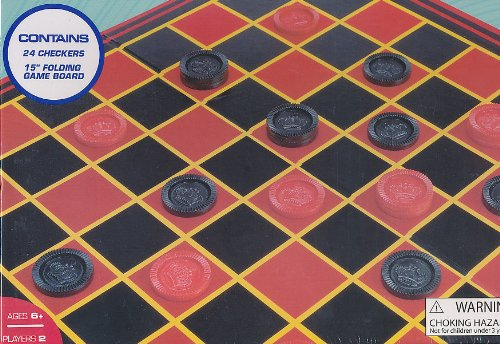 Checkers Classic Family Games (Ages 6+) - 1
