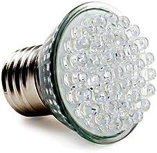 E27 38-LED 190LM 17-2W 6000-6500K White Spot Bulbs 220-240V