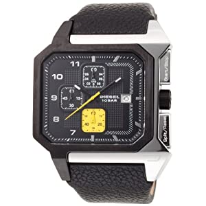 ディーゼル]DIESEL 腕時計00-ANALOGUE CRONO DAYDATE DZ4168 メンズ