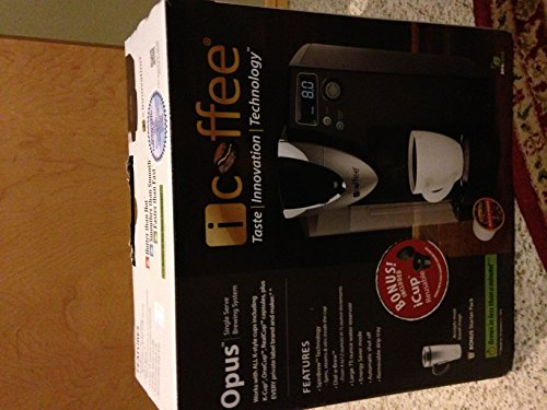 Best Prices! ICoffee ® Opus Single Serve Brewer 2.0