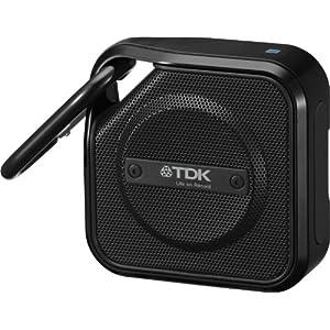 TDK Life on Record Bluetoothワイヤレスポータブルスピーカー