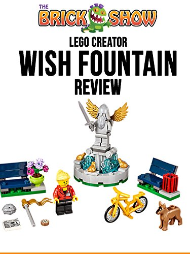 LEGO Creator Wish Fountain Review (40221)