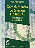 img - for COMPLEMENTOS DE GESTION FINANCIERA PLANIFICACION Y VALORACION book / textbook / text book