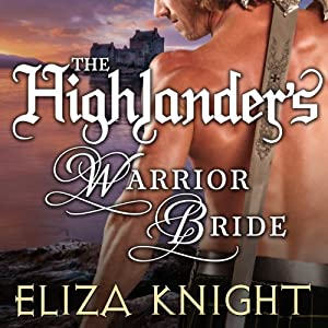 The Highlander's Warrior Bride Audiobook