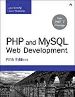 PHP and MySQL Web Development, 5th Edition Front Cover