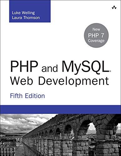 PHP and MySQL Web Development (5th Edition) (Developer's Library) (Application Development Framework compare prices)