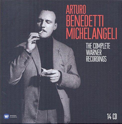 Arturo Bene Michelangeli: The Complete Warner Recordings