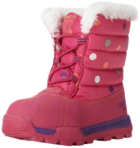 OshKosh B'Gosh Flurry-13 Boot (Toddler/Little Kid),Pink,5 M US Toddler