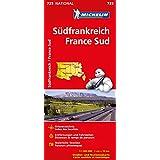 Frankreich Süd (Michelin Nationalkarte)