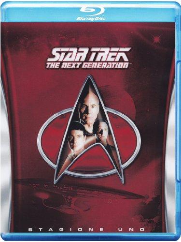 Star Trek - The next generationStagione01 [Blu-ray] [IT Import]
