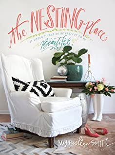 Book Cover: The Nesting Place: It Doesn't Have to Be Perfect to Be Beautiful