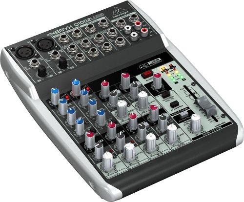 Behringer Q1002Usb 10-Channel Mixer