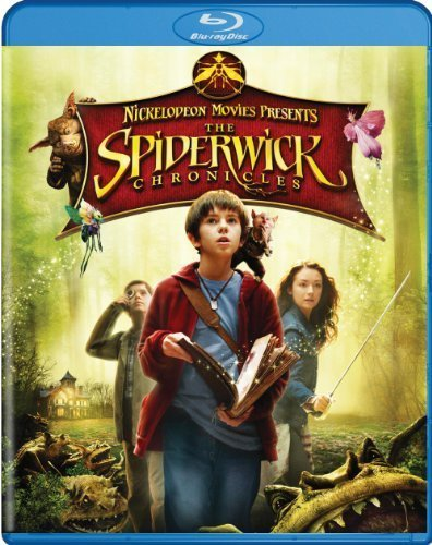 Spiderwick Chronicles, The (2008) (BD) [Blu-ray] by Warner Bros. by Various