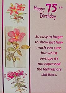 Happy 75th Birthday Quotes Sister Picturesso