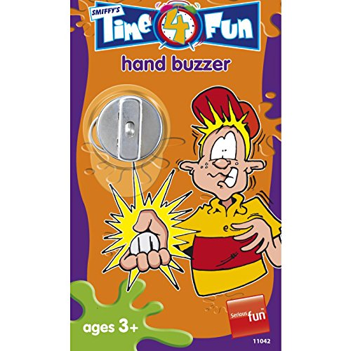 High Quality Hand Buzzer Prank Toy