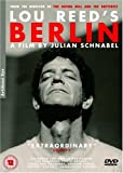 Lou Reed's Berlin packshot