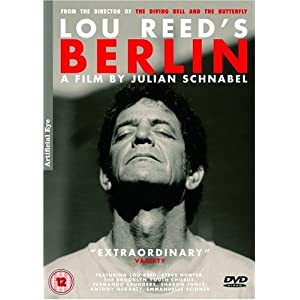 Lou Reed's Berlin [Import anglais]