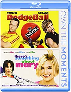 Dodgeball / There's Something About Mary [Blu-ray]