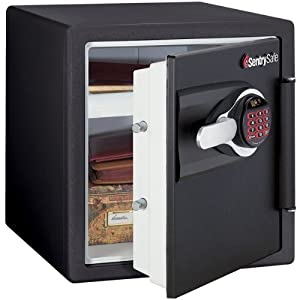 Fire Safe Combination Safe By Sentry Safe