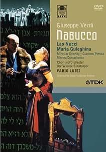 Verdi;Giuseppe Nabucco