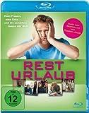 DVD Cover 'Resturlaub [Blu-ray]