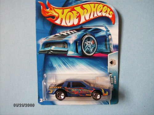 Hot Wheels 2004-171 Track Aces Chevy Stocker 1:64 Scale - 1