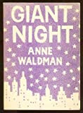img - for Giant Night: Poems book / textbook / text book