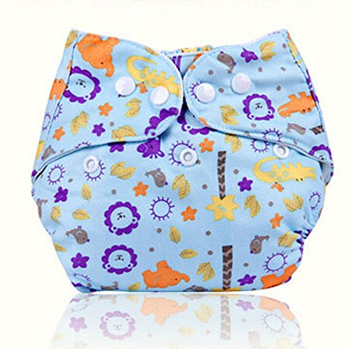 Hot Baby Infant Printed Cloth Diapers Nappy Washable Nappy front-928919