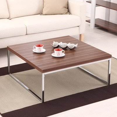 Parke Coffee Table in Walnut