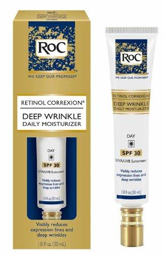 RoC Deep Wrinkle Daily Moisturizer SPF30, 1 Oz (Roc Wrinkle Cream compare prices)