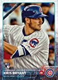 2015 Topps Baseball #616 Kris Bryant Rookie Card - His official Topps Rookie Card! - Near Mint to Mint