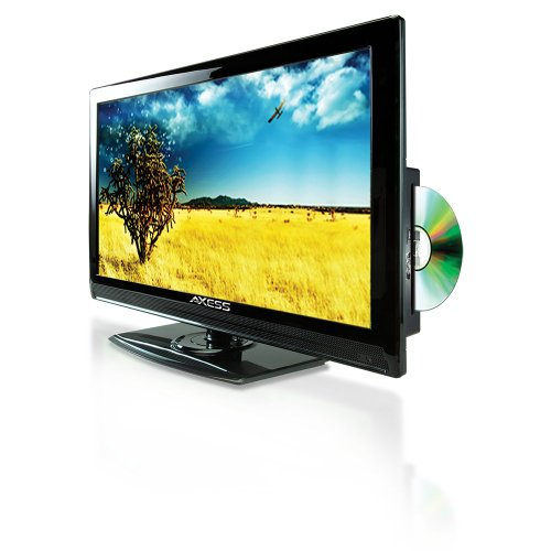 Read About Axess 13.3-Inch LED Full HDTV, Includes AC/DC