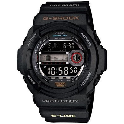 Gee and shock G-shock Casio CASIO G shock g-shock G-ride G-LIDE GLX150-1 black [parallel import goods]