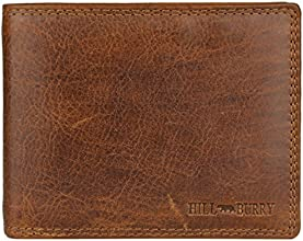 Hill Burry Geldbörse aus weichem Leder Model: V98